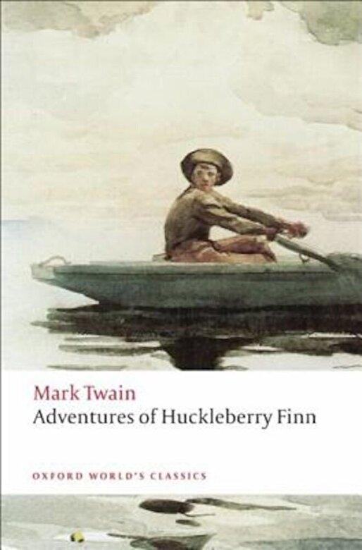 Mark Twain - Adventures of Huckleberry Finn, Paperback -