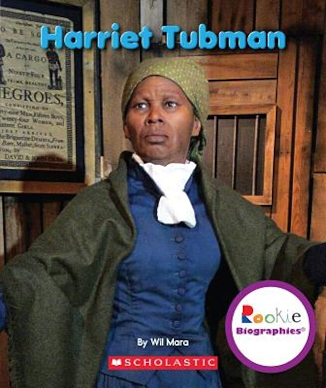 Wil Mara - Harriet Tubman, Paperback -