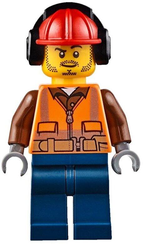 LEGO - LEGO City, Unitatea de interventie de pompieri 60108 -