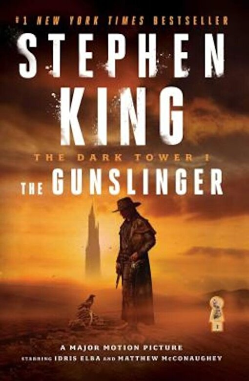 Stephen King - The Dark Tower I: The Gunslinger, Paperback -