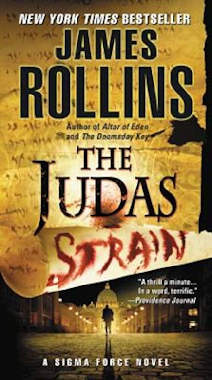 James Rollins - The Judas Strain, Paperback -