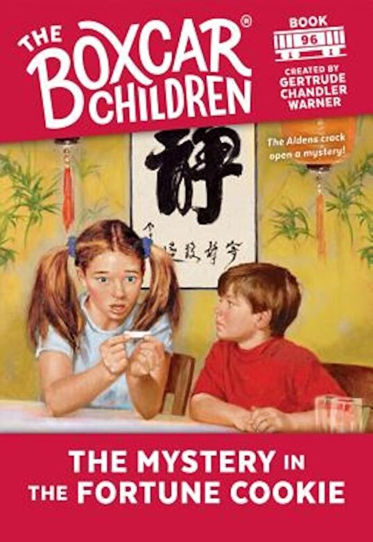 Gertrude Chandler Warner - The Mystery in the Fortune Cookie, Paperback -