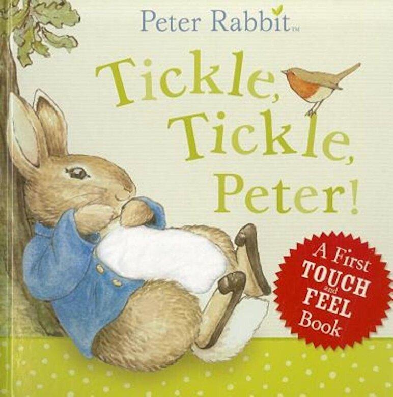 Beatrix Potter - Peter Rabbit Tickle, Tickle, Peter!, Hardcover -