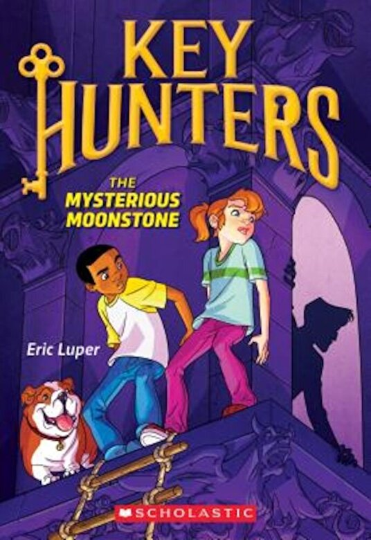 Eric Luper - The Mysterious Moonstone, Paperback -