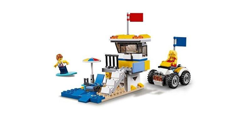 LEGO - LEGO Creator 3 in 1, Rulota surferului 31079 -