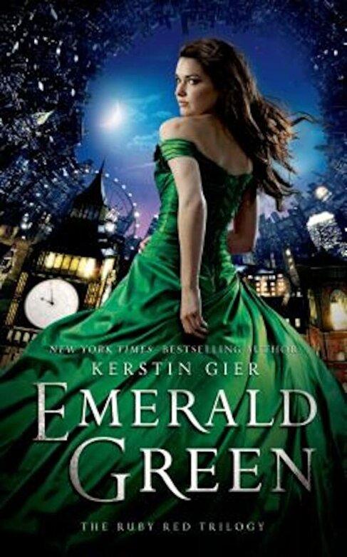 Kerstin Gier - Emerald Green, Paperback -