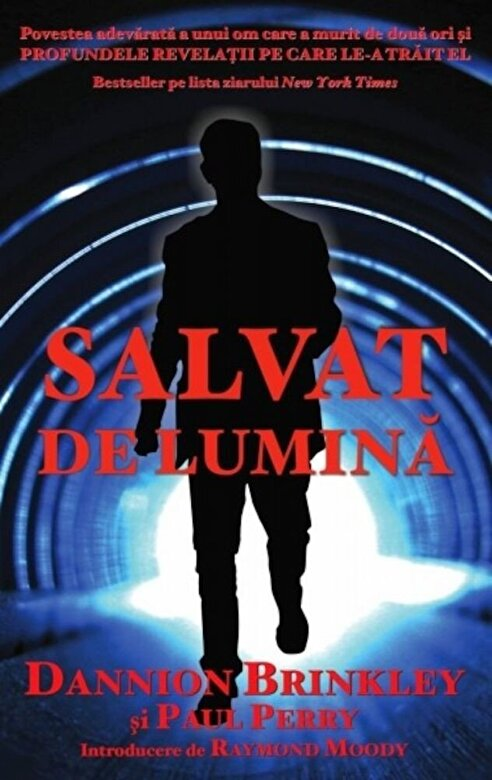 Dannion Brinkley, Paul Perry - Salvat de lumina -