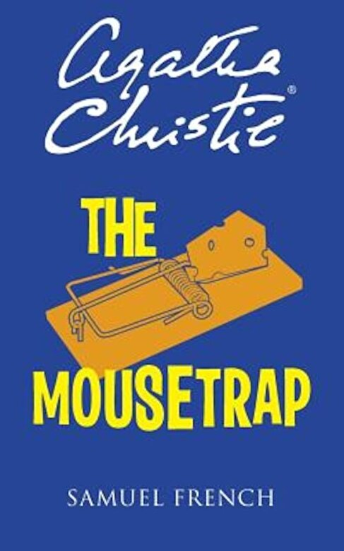 Agatha Christie - The Mousetrap, Paperback -