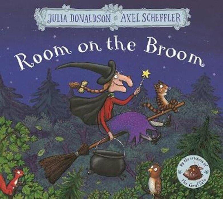 Julia Donaldson - Room on the Broom, Paperback -