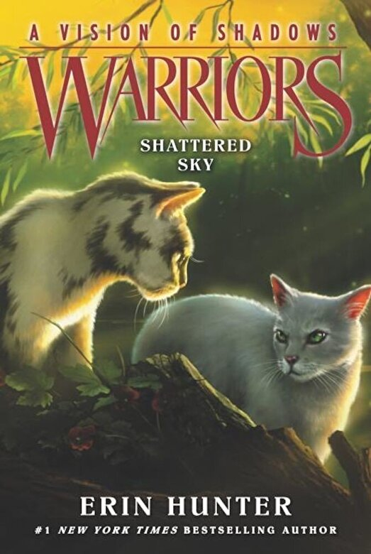 Erin Hunter - Warriors: Shattered Sky, Paperback -