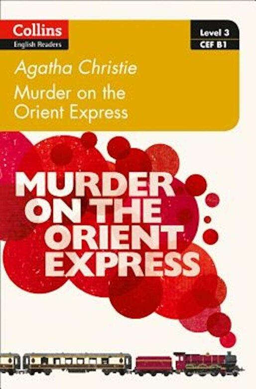 Agatha Christie - Murder on the Orient Express: B1, Paperback -