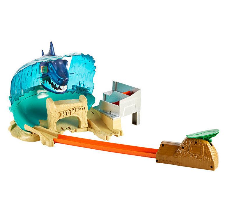 Hot Wheels - Hot Wheels - Set Batalia rechinului -