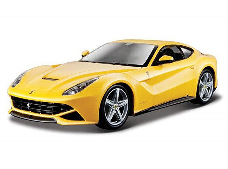 Bburago - Bburago Ferrari - Belinetta F12, 1:24 - galbena -