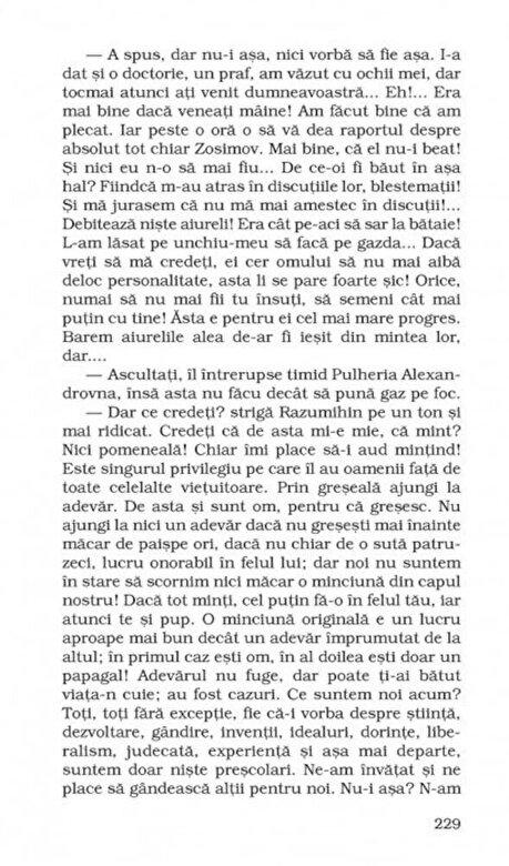 F.M. Dostoievski - Crima si pedeapsa (Top 10+) -