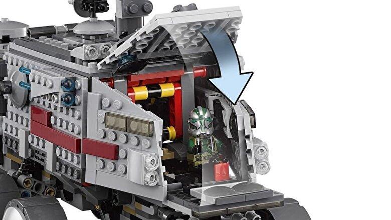 LEGO - LEGO Star Wars, Clone Turbo Tank 75151 -