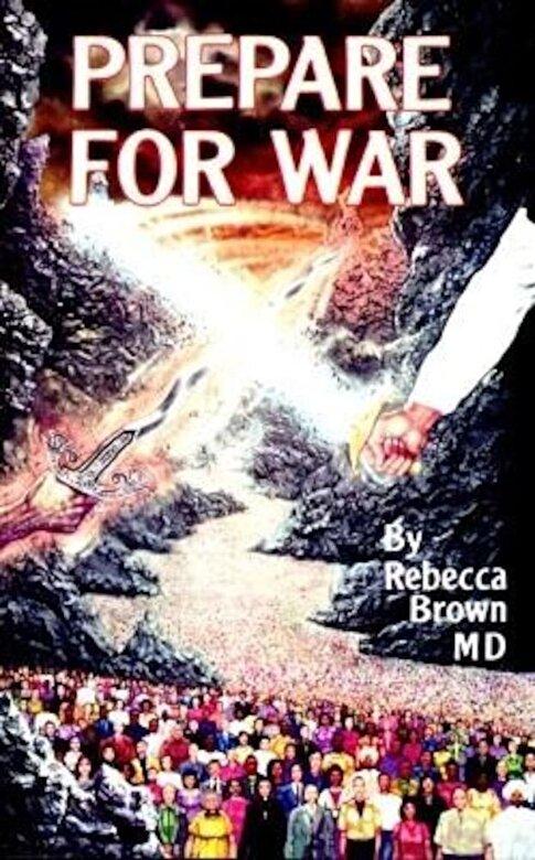 Rebecca Brown - Prepare for War, Paperback -