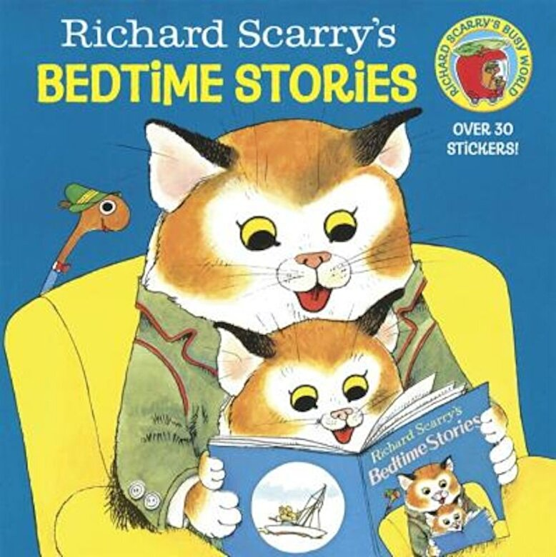Richard Scarry - Richard Scarry's Bedtime Stories, Paperback -