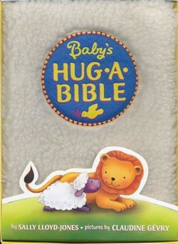 Sally Lloyd-Jones - Baby's Hug-A-Bible, Hardcover -