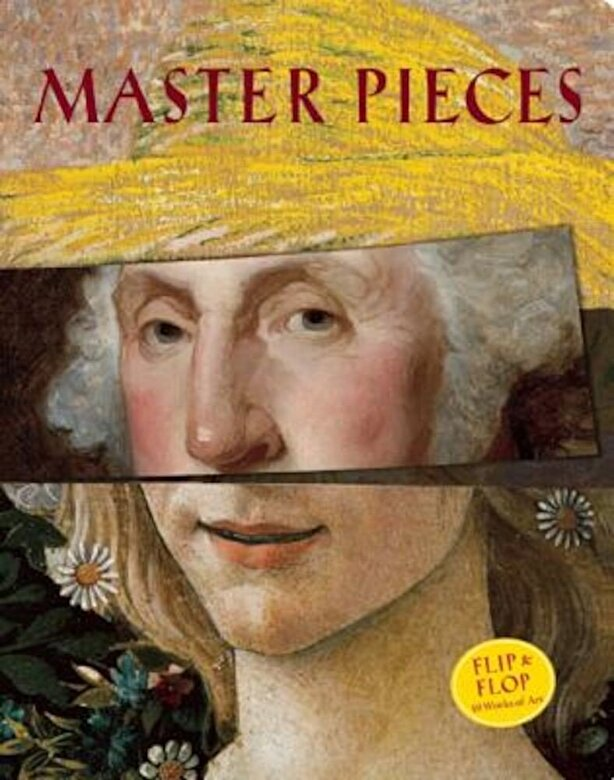 Will Lach - Master-Pieces: Flip and Flop 10 Great Works of Art, Hardcover -