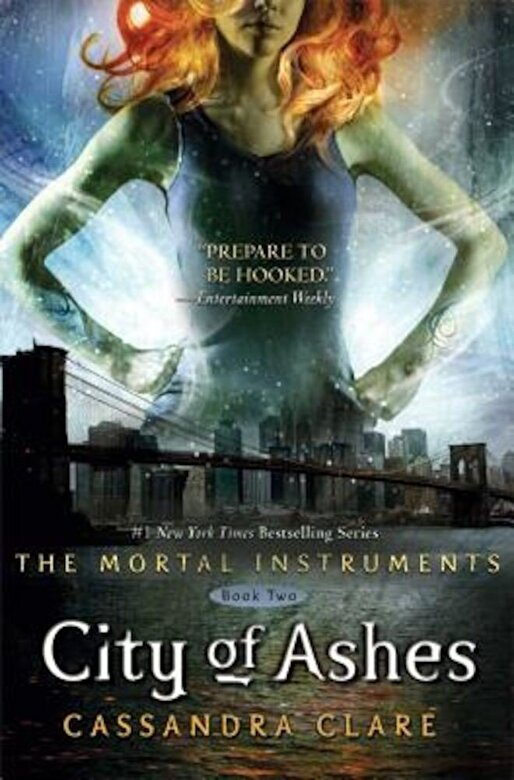 Cassandra Clare - City of Ashes, Hardcover -