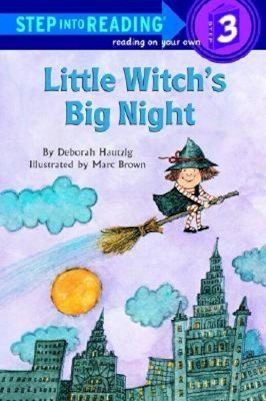 Deborah Hautzig - Little Witch's Big Night, Paperback -
