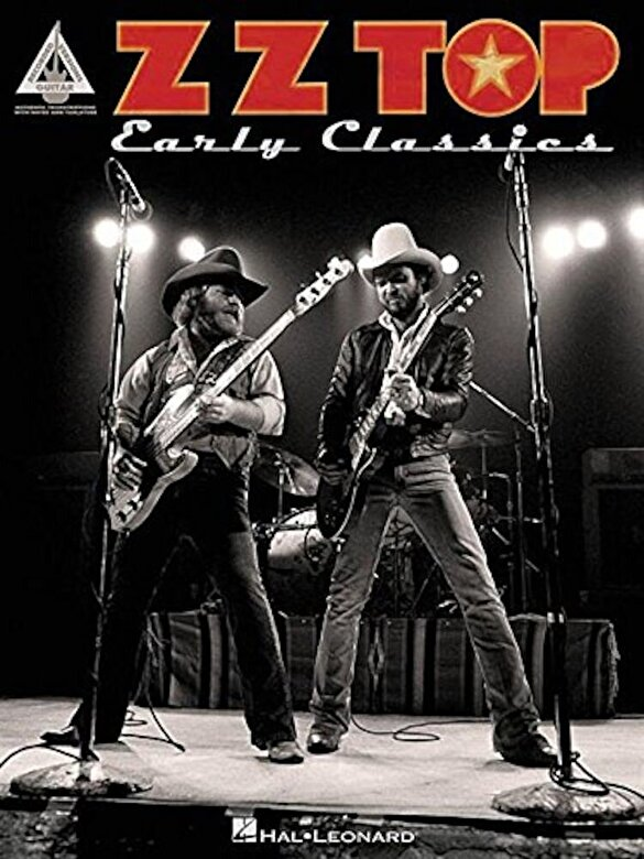 Zz Top - ZZ Top: Early Classics, Paperback -