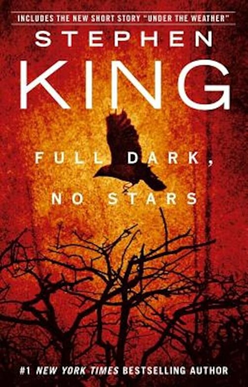 Stephen King - Full Dark, No Stars, Paperback -