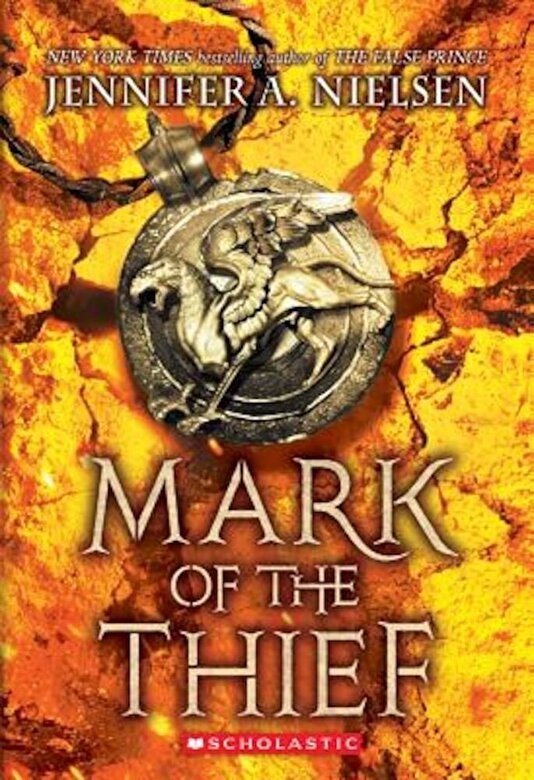 Jennifer A. Nielsen - Mark of the Thief, Paperback -