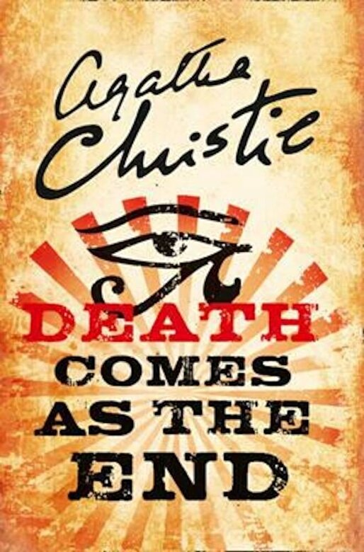 Agatha Christie - Death Comes as the End, Paperback -