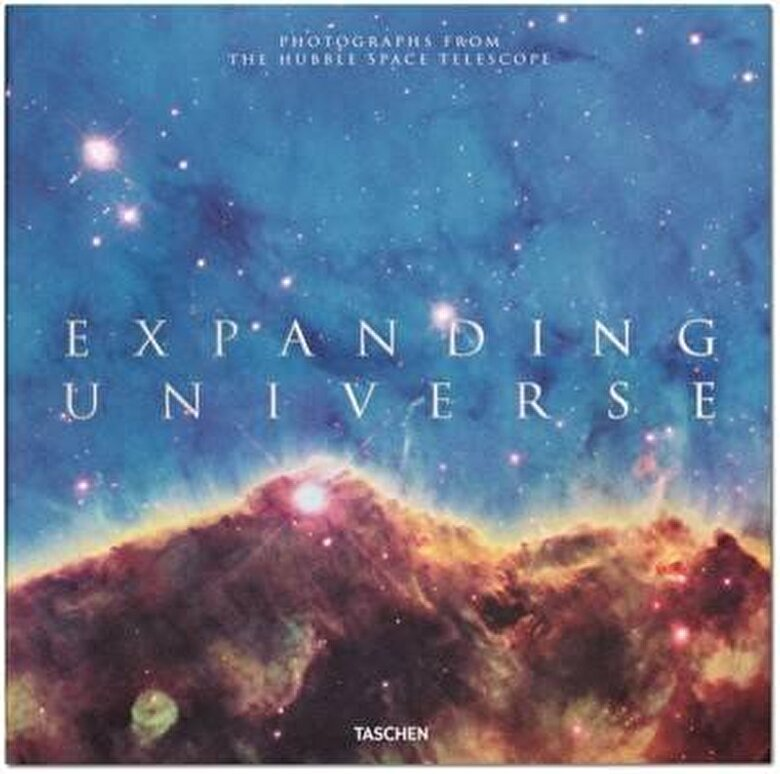Owen Edwards, Zoltan LeVay - Expanding Universe: Photographs from the Hubble Space Telescope -