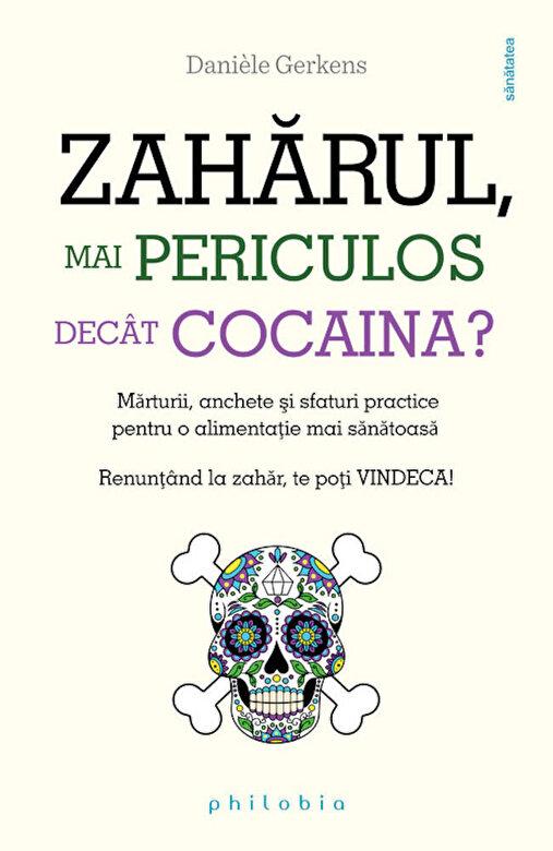 Daniele Gerkens - Zaharul, mai periculos decat cocaina -
