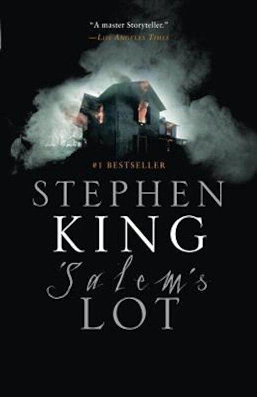 Stephen King - Salem's Lot, Paperback -