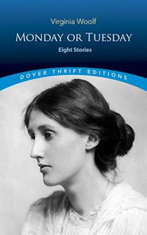 Virginia Woolf - Monday or Tuesday: Eight Stories, Paperback -