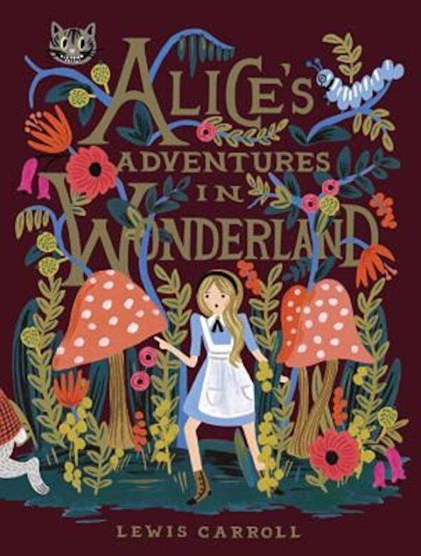 Lewis Carroll - Alice's Adventures in Wonderland, Hardcover -