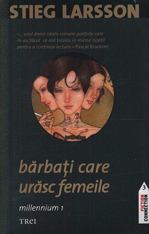 Stieg Larsson - Barbati care urasc femeile. Millennium 1 -