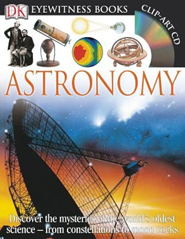 Kristen Lippincott - Astronomy [With CDROM and Poster], Hardcover -