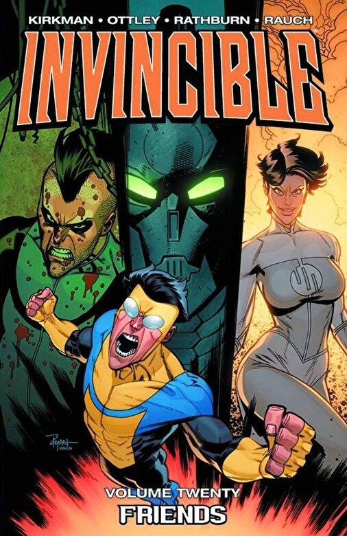 Robert Kirkman - Invincible Volume 20: Friends, Paperback -