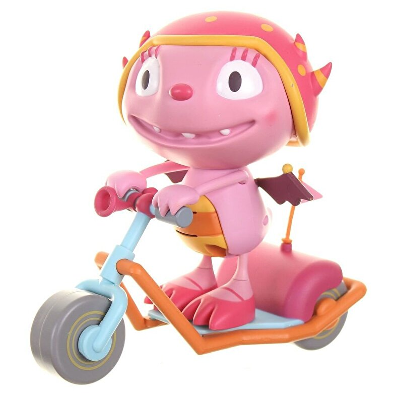 Henry Hugglemonster - Henry Hugglemonster - Scooter si figurina Summer cu functii -