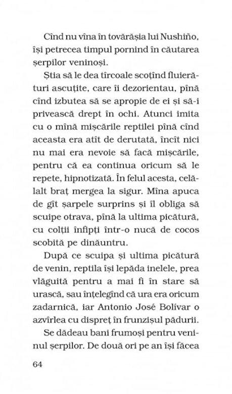 Luis Sepulveda - Batranul care citea romane de dragoste (Top 10+) -