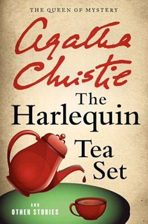 Agatha Christie - The Harlequin Tea Set and Other Stories, Paperback -