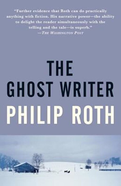 Philip Roth - The Ghost Writer, Paperback -