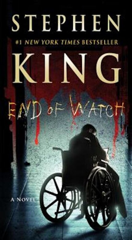 Stephen King - End of Watch, Paperback -