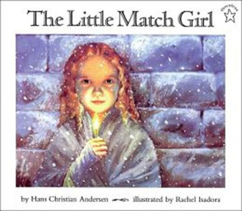 Hans Christian Andersen - The Little Match Girl, Paperback -