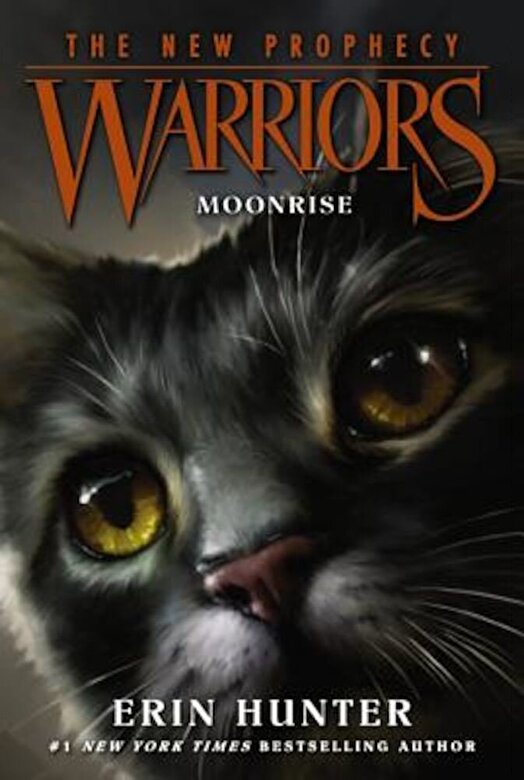 Erin Hunter - Warriors: The New Prophecy #2: Moonrise, Paperback -