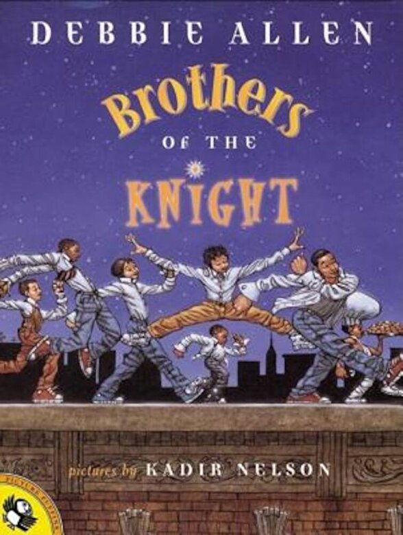 Debbie Allen - Brothers of the Knight, Paperback -