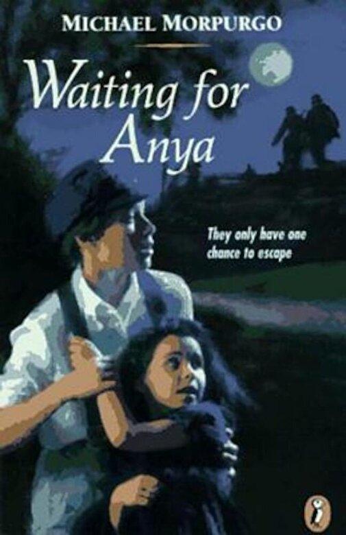 Michael Morpurgo - Waiting for Anya, Paperback -