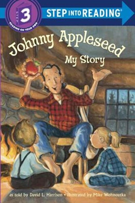 David L. Harrison - Johnny Appleseed: My Story, Paperback -