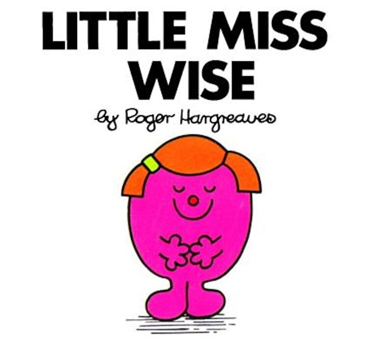 Roger Hargreaves - Little Miss Wise, Paperback -