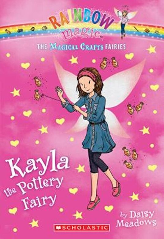 Daisy Meadows - The Magical Crafts Fairies #1: Kayla the Pottery Fairy, Paperback -