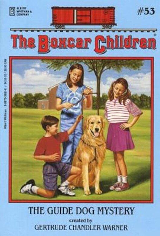 Gertrude Chandler Warner - The Guide Dog Mystery, Paperback -